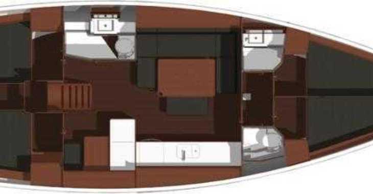 Rent a sailboat in Alimos Marina Kalamaki - Dufour 450 Grand Large