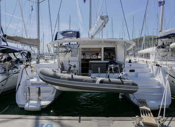Chartern Sie katamaran in Marina Baotić - Lagoon 400 S2 - 3 + 2 cab.