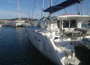 Rent a catamaran in Agios Kosmas Marina - Lagoon 400 S2 - 4 + 2 cab.