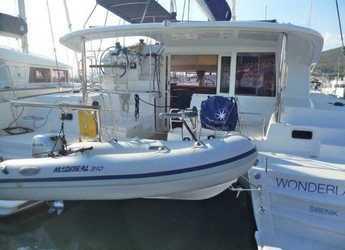 Rent a catamaran in Marina Baotić - Lagoon 400 S2 - 4 + 2 cab.