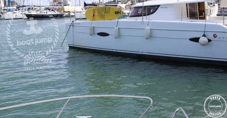 Rent a catamaran in Port Mahon - Lipari 41
