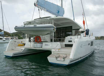 Alquilar catamarán en Scrub Island - Lagoon 42 - 4 + 2 cab.