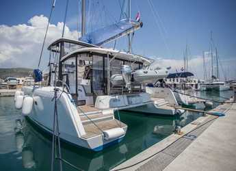 Rent a catamaran in Marina Baotić - Lagoon 42 - 4 + 2 cab.