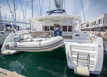 Rent a catamaran in Marina Baotić - Lagoon 450 F - 4 + 2 cab.