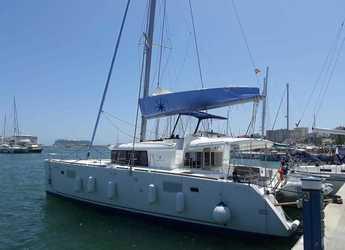 Alquilar catamarán en Naviera Balear - Lagoon 450 F - 4 + 2 cab.