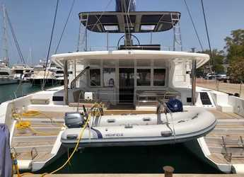 Alquilar catamarán en Agios Kosmas Marina - Lagoon 52 F - 6 + 2 cab.