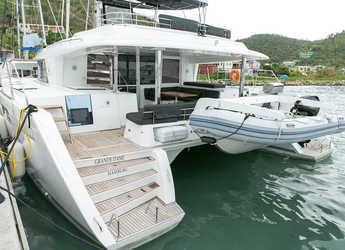 Rent a catamaran in Scrub Island - Lagoon 560 S2 - 5 cab.