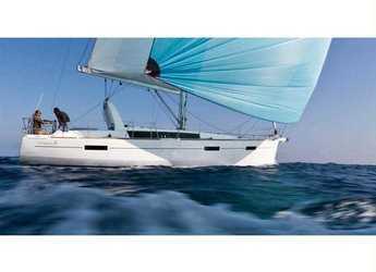 Rent a sailboat in Port Gocëk Marina - Oceanis 41