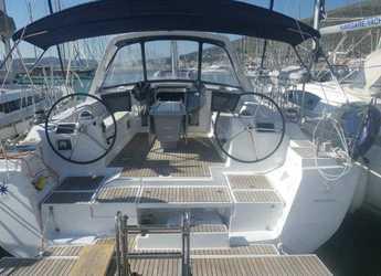 Rent a sailboat in Marina Baotić - Oceanis 45 - 4 cab.