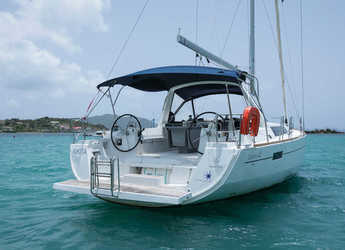 Rent a sailboat in Scrub Island - Oceanis 45 - 4 cab.