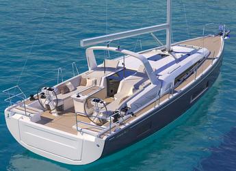 Louer voilier à Agios Kosmas Marina - Oceanis 46.1