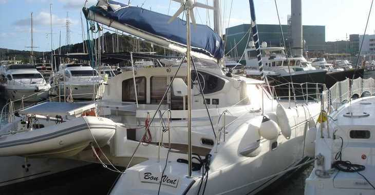 Rent a catamaran in Port Mahon - Lavezzi 40