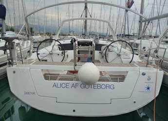 Rent a sailboat in Marina Baotić - Oceanis 48 - 4 cab.