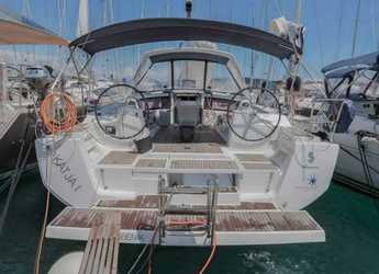 Rent a sailboat in Marina Baotić - Oceanis 48 - 5 cab.
