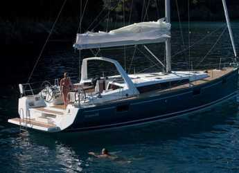 Rent a sailboat in ACI Marina Dubrovnik - Oceanis 48 - 5 cab.