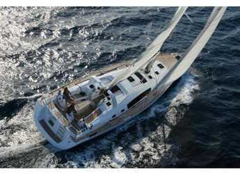 Rent a sailboat in Port Gocëk Marina - Oceanis 50 Family - 4 + 1 cab.