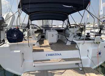 Louer voilier à Agios Kosmas Marina - Oceanis 51.1 - 5 + 1 cab.