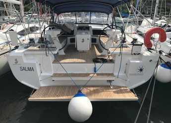 Rent a sailboat in ACI Marina Dubrovnik - Oceanis 51.1 - 5 + 1 cab.