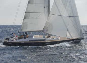 Rent a sailboat in Marina Baotić - Oceanis 60 - 4 + 1 cab.