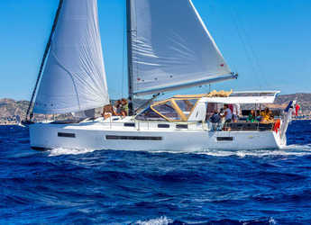 Chartern Sie segelboot in Scrub Island - Sun Loft 47 - 6 + 1 cab.