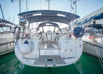 Rent a sailboat in ACI Marina Dubrovnik - Sun Odyssey 439