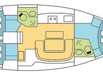 Alquilar velero Dufour 385 en Marina Bas du Fort, Pointe-à-Pître