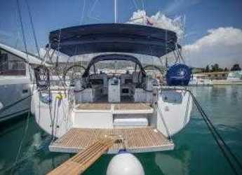 Rent a sailboat in ACI Marina Dubrovnik - Sun Odyssey 440 - 3 cab.