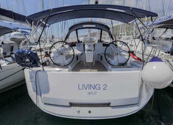 Louer voilier à Agios Kosmas Marina - Sun Odyssey 449