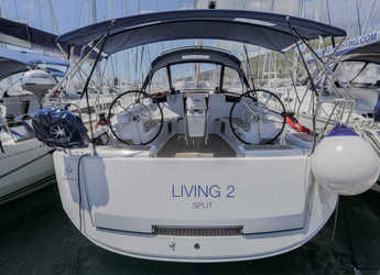 Rent a sailboat in Agios Kosmas Marina - Sun Odyssey 449