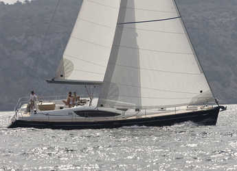 Rent a sailboat in Port Gocëk Marina - Sun Odyssey 50 DS - 3 cab.