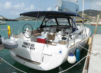 Rent a sailboat in Scrub Island - Sun Odyssey 509 - 3 cab.