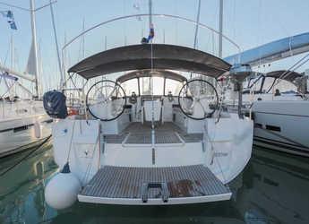 Louer voilier à Agios Kosmas Marina - Sun Odyssey 509 - 5 + 1 cab.
