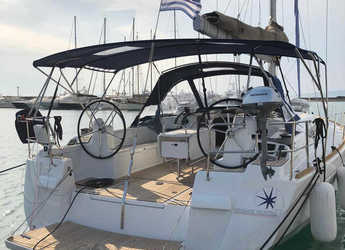 Rent a sailboat in Agios Kosmas Marina - Sun Odyssey 519 - 5 cab.