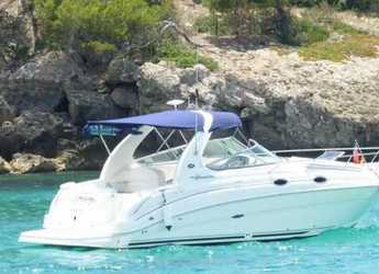 Rent a yacht in Naviera Balear - Sea Ray Sundancer 280