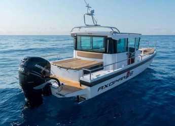 Rent a motorboat in Santa Ponsa - Axopar 28