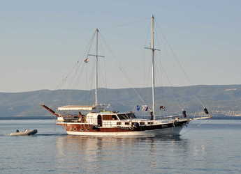 Rent a schooner in Split (ACI Marina) - Gulet Polo