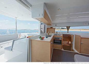 Alquilar catamarán Lagoon 421 en Abel Point Marina, Airlie Beach