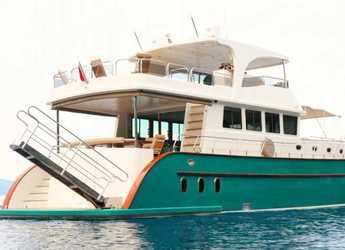 Rent a motorboat in Bodrum Marina - Motor Yacht