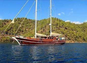 Chartern Sie schoner in Port Gocëk Marina - Gulet
