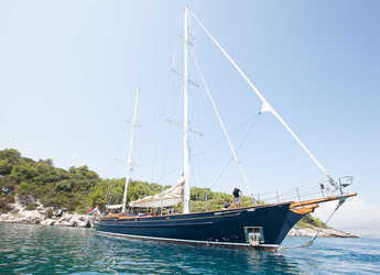 Rent a schooner in Split (ACI Marina) - Gulet 115