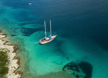 Rent a schooner in Split (ACI Marina) - Gulet 78