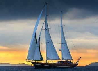 Chartern Sie schoner in ACI Marina Split - Gulet Carpe Diem