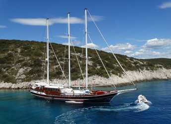 Rent a schooner in Marina Mandalina - Gulet Dolce Vita