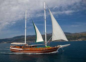 Rent a schooner in Split (ACI Marina) - Gulet Anna Marija