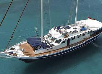 Rent a schooner in Marina Mandalina - Gulet Aurum
