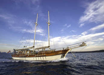 Rent a schooner in Split (ACI Marina) - Gulet Libra