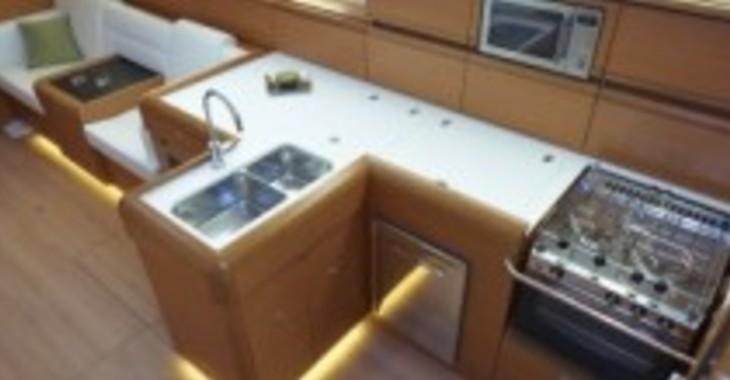 Alquilar velero Sun Odyssey 509 en Marina Bas du Fort, Pointe-à-Pître