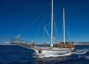 Rent a schooner in Split (ACI Marina) - Gulet Alisa