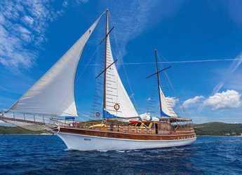 Rent a schooner in Split (ACI Marina) - Gulet Linda