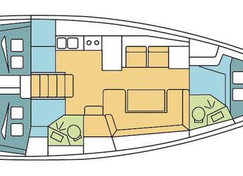 Alquilar velero Oceanis 41 en Marina Bas du Fort, Pointe-à-Pître